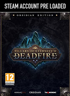Pillars of Eternity II: Deadfire - Obsidian Edition Steam Pre Loaded Account