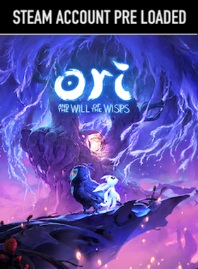 Ori and the Will of the Wisps Steam Pre Loaded Account