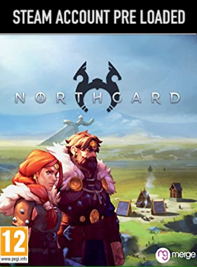 Northgard Steam Pre Loaded Account