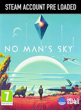 No Man's Sky Steam Pre Loaded Account
