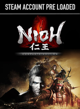 Nioh: Complete Edition Steam Pre Loaded Account