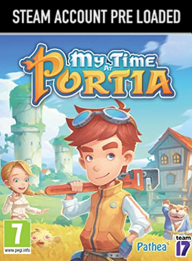 My Time At Portia Steam Pre Loaded Account