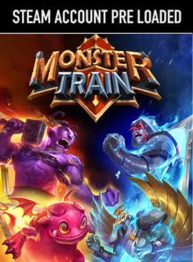 Monster Train Steam Pre Loaded Account