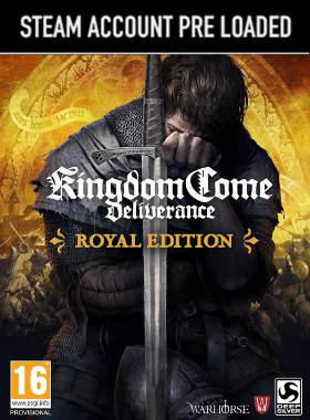 Kingdom Come: Deliverance Steam Pre Loaded Account
