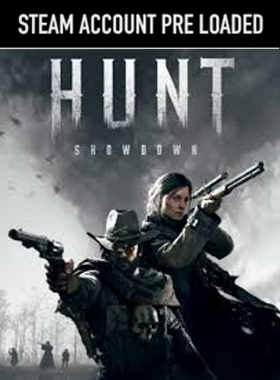 Hunt: Showdown Steam Pre Loaded Account