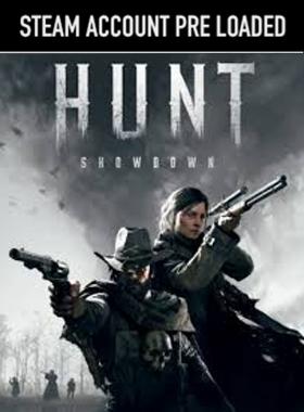 Hunt: Showdown Steam Pre Loaded Account