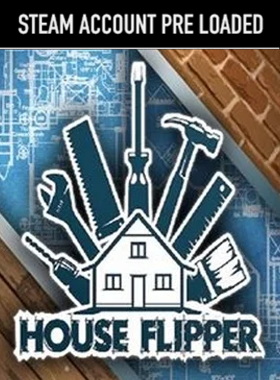 House Flipper Steam Pre Loaded Account