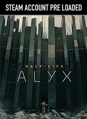 Half-Life: Alyx Steam Pre Loaded Account