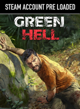 Green Hell Steam Pre Loaded Account