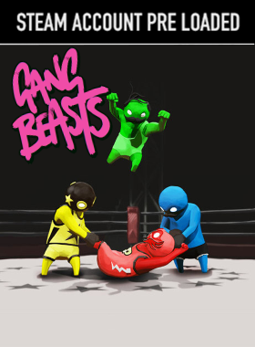 Gang Beasts Steam Pre Loaded Account