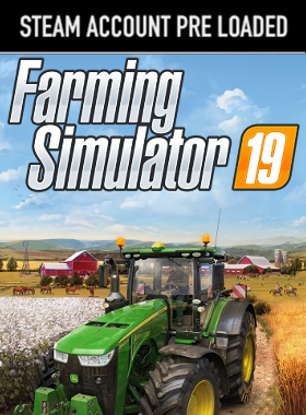 Farming Simulator 19 Steam Pre Loaded Account