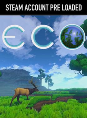 Eco Steam Pre Loaded Account
