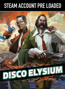 Disco Elysium PC Steam Pre Loaded Account