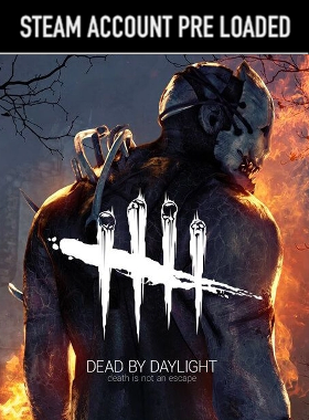 Dead by daylight Steam Pre Loaded Account