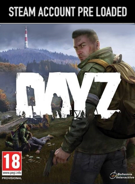 DayZ Steam Pre Loaded Account