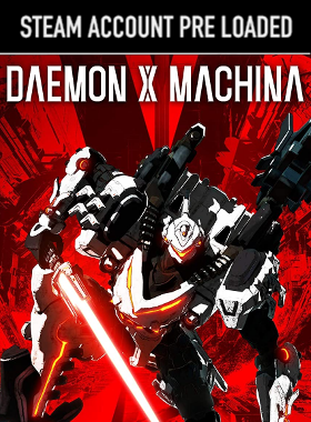 DAEMON X MACHINA PC Steam Pre Loaded Account