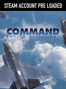 Command: Modern Operations PC Steam Pre Loaded Account