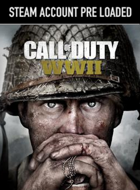 Call of Duty: WWII PC Steam Pre Loaded Account