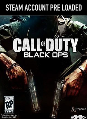 Call of Duty: Black Ops PC Steam Pre Loaded Account