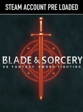 Blade and Sorcery PC Steam Pre Loaded Account