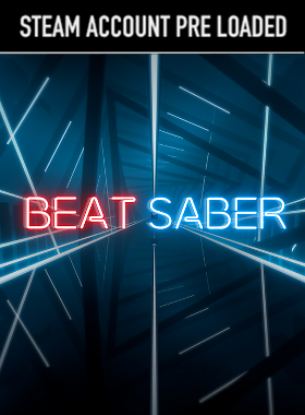 Beat Saber PC Steam Pre Loaded Account