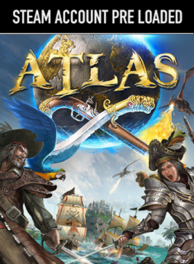 ATLAS PC Steam Pre Loaded Account