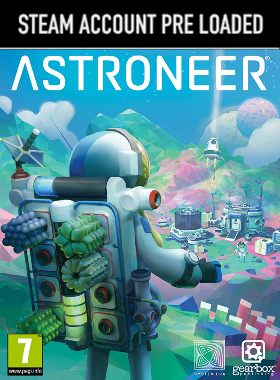 Astroneer PC Steam Pre Loaded Account