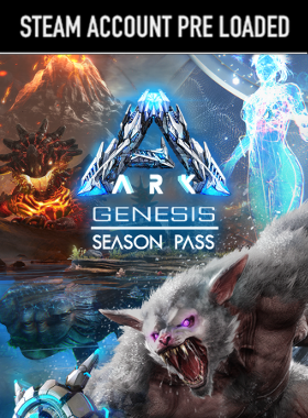 ARK Explorers Edition + Genesis Season Pass PC Steam Pre Loaded Account
