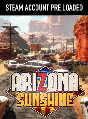 Arizona Sunshine Steam Pre Loaded Account
