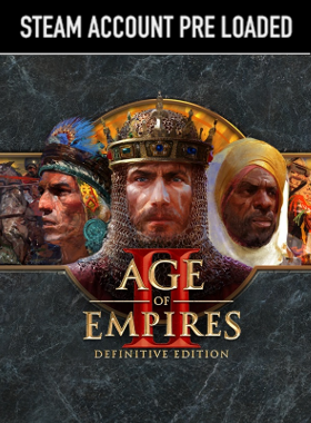 Age of Empires II: Definitive Edition Steam Pre Loaded Account
