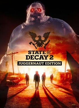 State of Decay 2 Juggernaut Edition XBOX ONE USA region