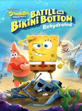 Spongebob SquarePants: Battle for Bikini Bottom - Rehydrated - PC Steam Pre Loaded Account