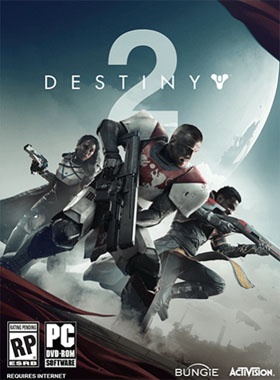 Destiny 2 PC Steam Pre Loaded Account