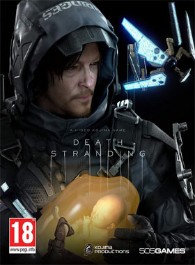 Death Stranding Steam Pre Loaded Account