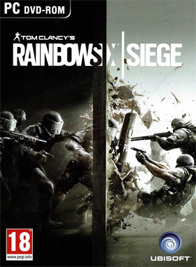 Tom Clancy's Rainbow Six Siege PC Standard Edition
