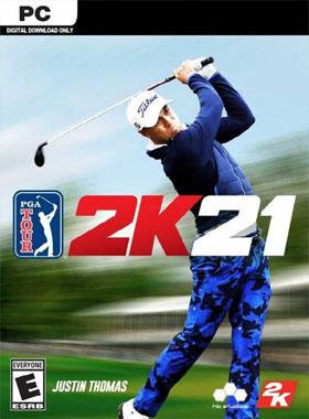 PGA TOUR 2K21 PC (EU/UK)
