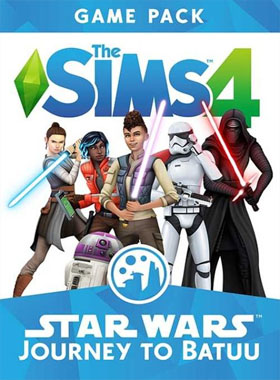 The Sims 4 - Star Wars: Journey to Batuu