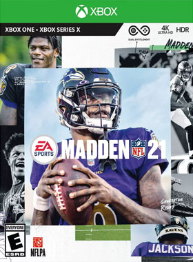 Madden NFL 21 Xbox One US
