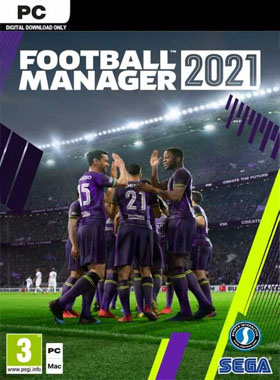 Football Manager 2021 PC (EU / UK)