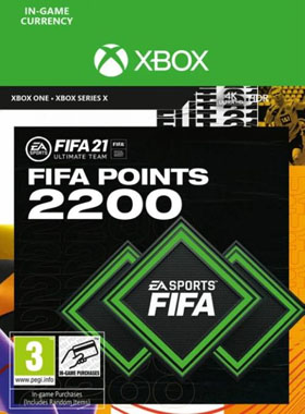 FIFA 21 Ultimate Team 2200 Points Xbox One / Series X