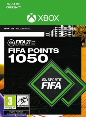 FIFA 21 Ultimate Team 1050 Points Xbox One / Series X