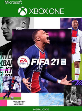 FIFA 21 Xbox One / Series X Download (EU / UK)