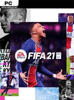 FIFA 21 PC Download Key EN / PL