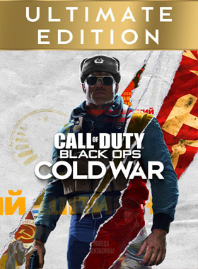 Call Of Duty: Cold War PC Ultimate Edition (Pre-Loaded Account)