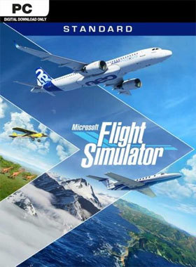 Microsoft Flight Simulator PC Win 10 Store Key