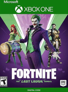 Fortnite: The Last Laugh Bundle Xbox One
