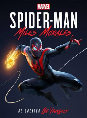 Spiderman Miles Morales PS5 UK