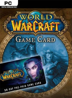 World Of Warcraft 30 Day Time Code (EU/ UK)