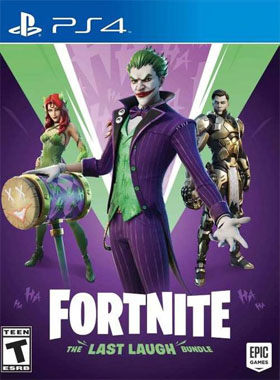 Fortnite: The Last Laugh PS4 USA