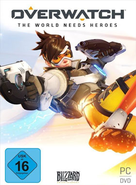 Overwatch Standard Edition CD KEY (Global)